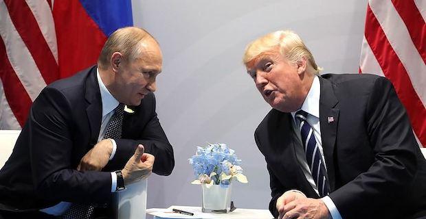 Putin, Trump meet on sidelines of G20 summit