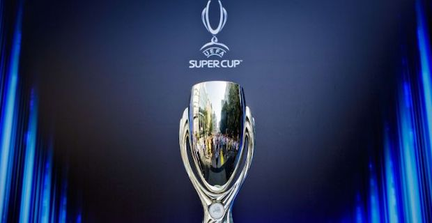 UEFA Super Cup tickets on sale from Tuesday