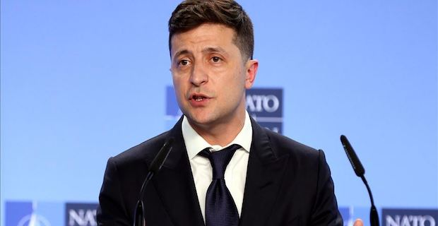 Ukraine 'ready to negotiate with Russia' says Zelensky