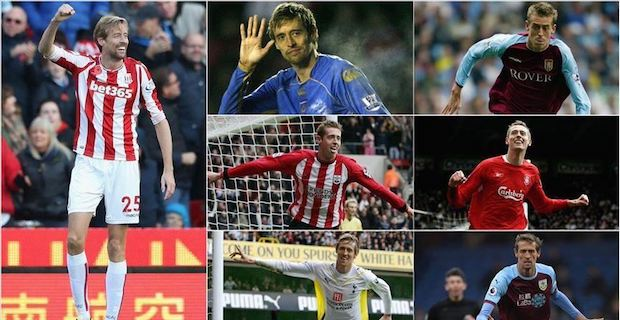 English striker Peter Crouch retires from football