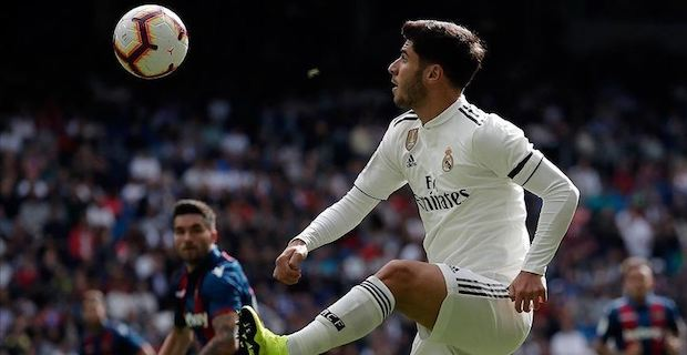 Real Madrid star Asensio sustains major knee injury