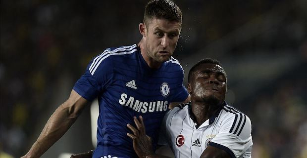 Chelsea's Gary Cahill joins Crystal Palace