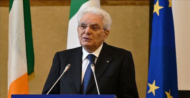 President Sergio Mattarella calls for consultation to overcome political crisis