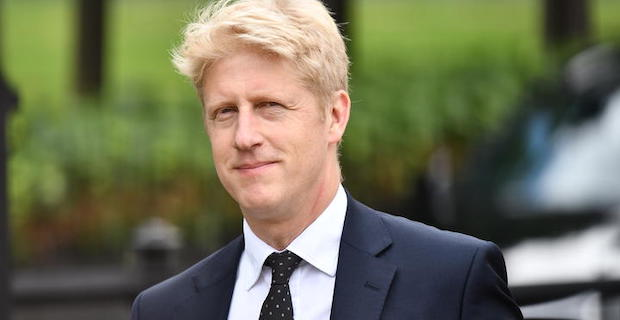 British PM Johnson's brother Jo resigns