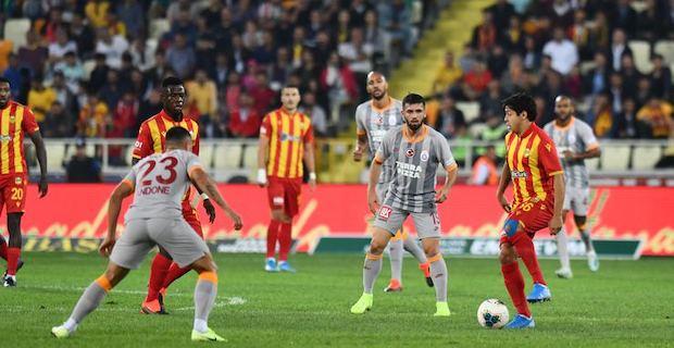Galatasaray draw with Yeni Malatyaspor 1-1