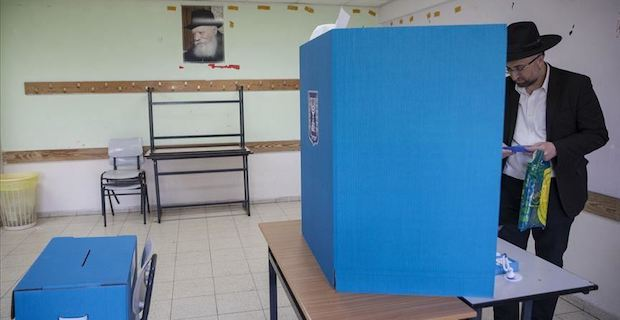 Israeli voters head for 2nd ballot this year