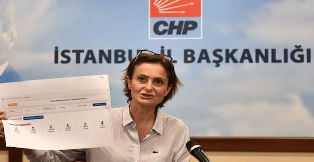 Kati Piri says 'We stand with Kaftancioglu'