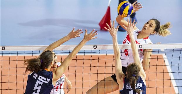 Turkish women to face Poland in volleyball semifinal