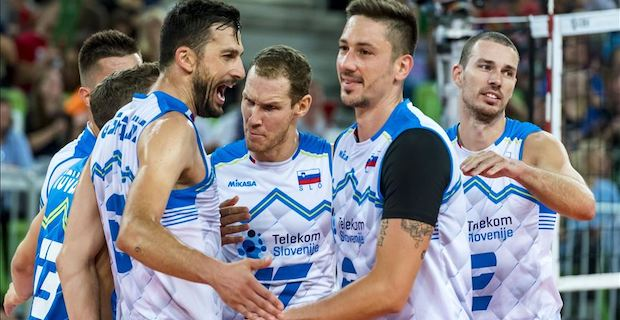 Volleyball, Slovenia beat Poland to be in Euro final