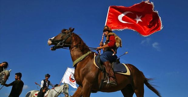 Ethnosport Culture Festival kicks off in Istanbul