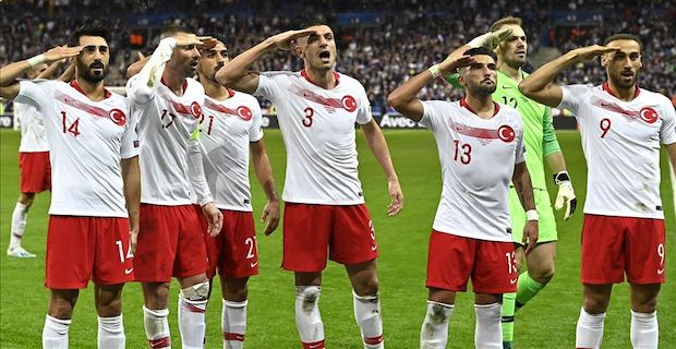 EURO 2020 quals: Turkey draw France 1-1, top group