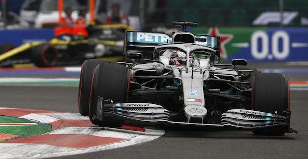 Lewis Hamilton triumphs in Mexican Grand Prix