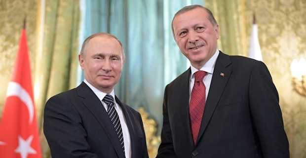 Turkey's Erdogan to travel to Russia for talks with Putin