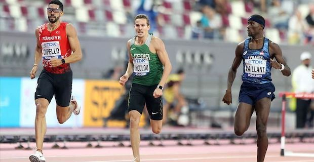 Turkey's Escobar ranks sixth in World Athletics