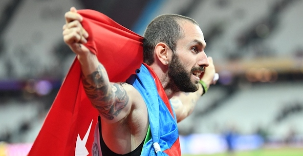 Turkish sprinter finishes 5th in World Athletics final