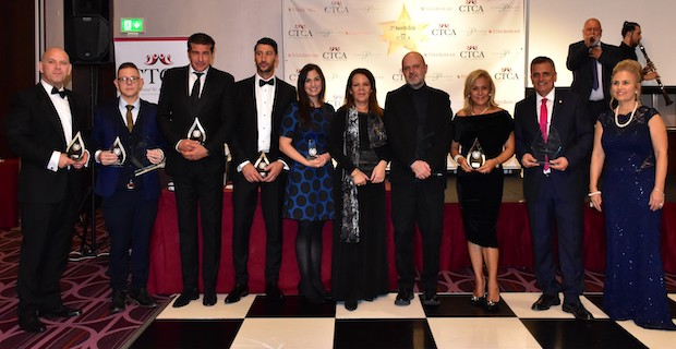 Winners of 2nd CTCA UK Turkish Cypriot awards unveiled