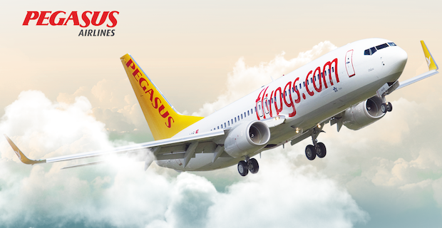 Pegasus Airlines signs up to IATA's '25by2025' pledge