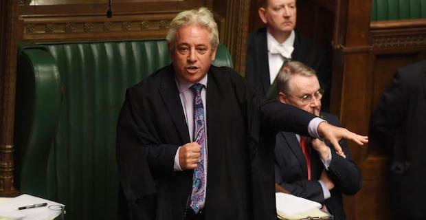 Speaker's election: MPs to choose John Bercow's successor