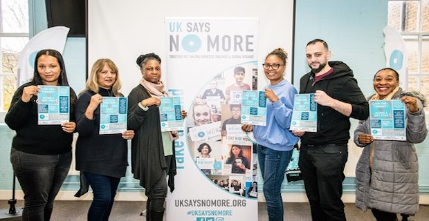 UK's first community based 'safe spaces' for people fleeing domestic violence