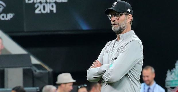 Liverpool manager extends contract until 2024