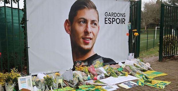 Argentine football player Sala's death marks 1 year
