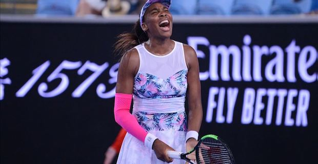 Australian Open: Teen player Gauff beats Venus Williams