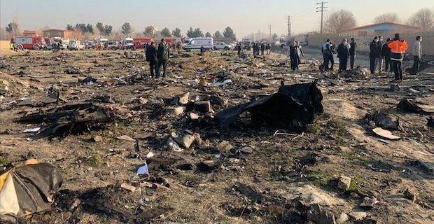 Iran arrests suspects in Ukrainian plane crash