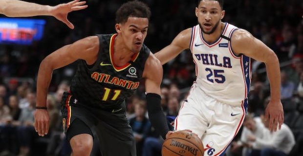 NBA: Young's 39 points lead Hawks past 76ers