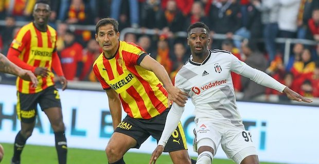 Super Lig: Goztepe beat Besiktas at new stadium