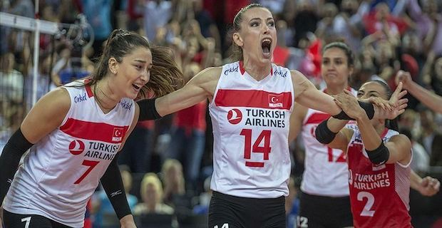Volleyball: Turkish women seek win for 2020 Olympics