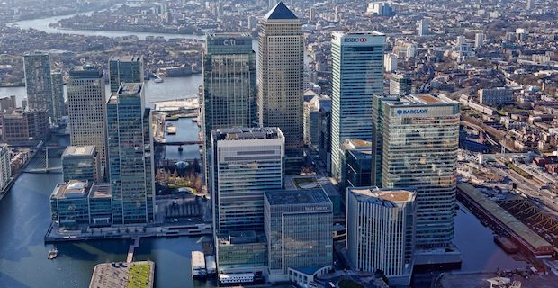 Canary Wharf offices in lockdown after worker suffers coronavirus symptoms
