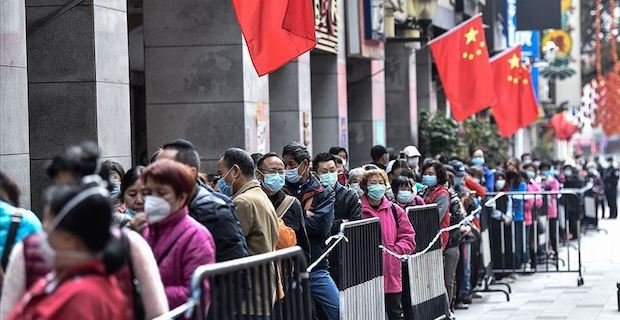 China confirms 361 deaths from coronavirus