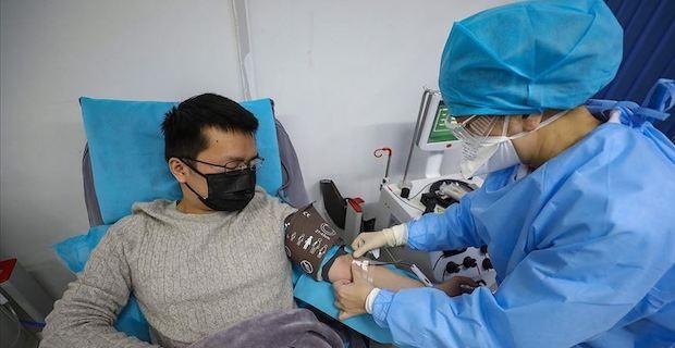 Coronavirus: China says patient recovery picks up
