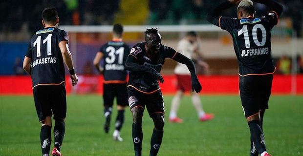 Galatasaray lose to Alanyaspor in Turkish Cup