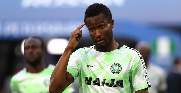 John Mikel Obi: Trabzonspor condemn racial abuse of Nigeria midfielder