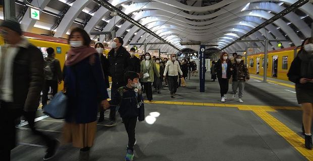South Korea reports first death from coronavirus