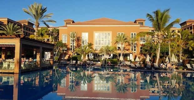 Tenerife hotel locked down over coronavirus