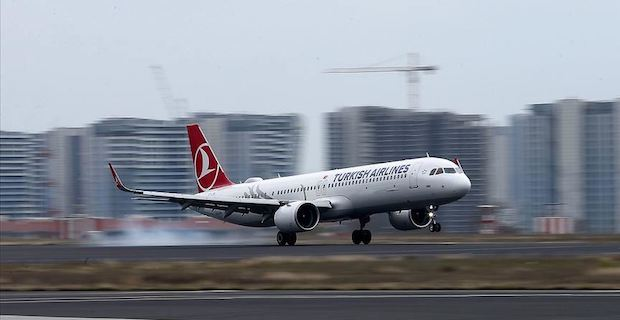 Turkish Airlines suspends China and Iran flights