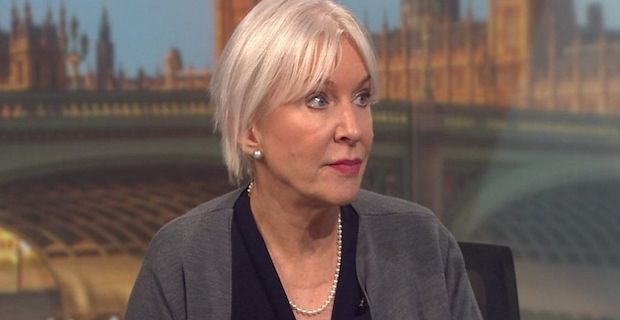 Coronavirus: Health minister Nadine Dorries tests positive