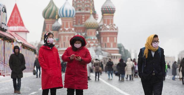 Coronavirus cases rises to 840 in Russia