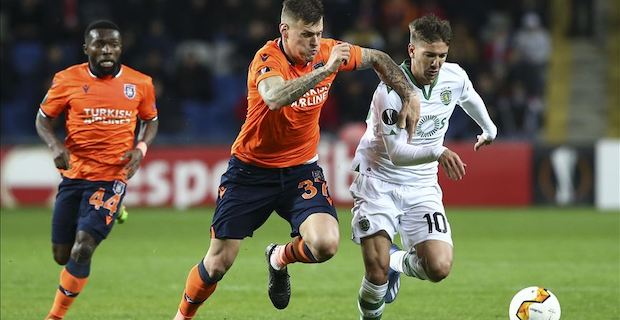 Europa League: Basaksehir vs Copenhagen in last 16 tie