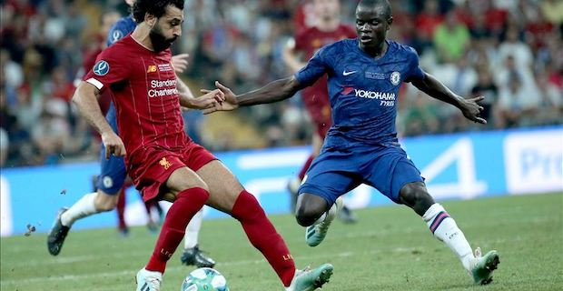 Football: Chelsea knock Liverpool out of FA Cup