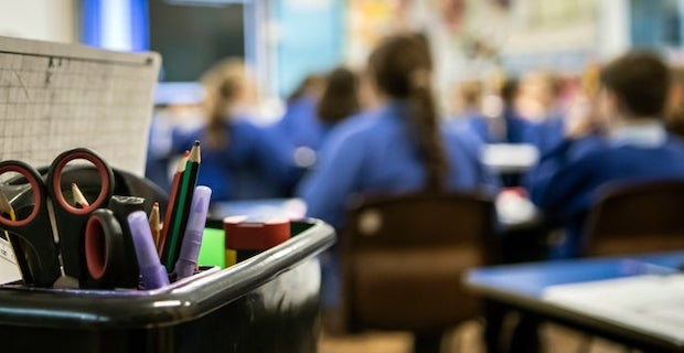 Schools in Scotland and Wales to close from Friday