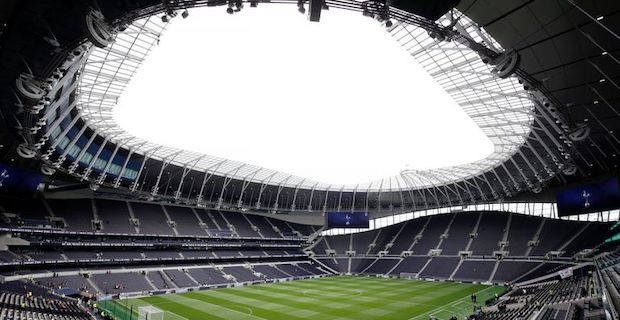 Tottenham offer stadium in fight against COVID-19