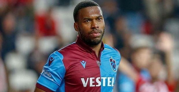 Turkish club parts ways with British striker Sturridge