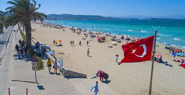 Domestic tourists lifesaver for tourism sector in Turkey