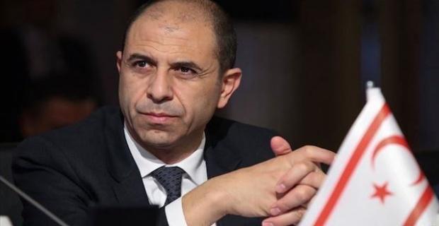 Kudret Özersay,  TRNC Deputy Prime Minister speaks on Coronavirus pandemic