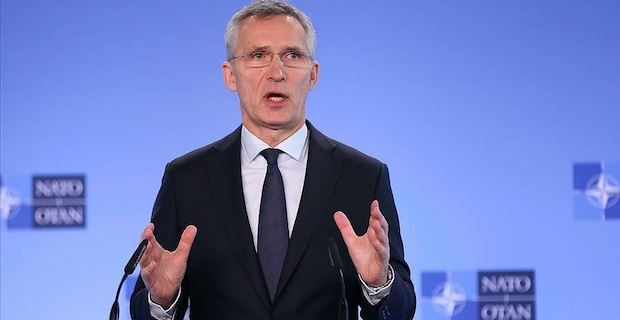 NATO chief hails Turkey for medical aid to Italy, Spain