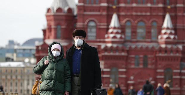 Russia confirms 440 new coronavirus cases