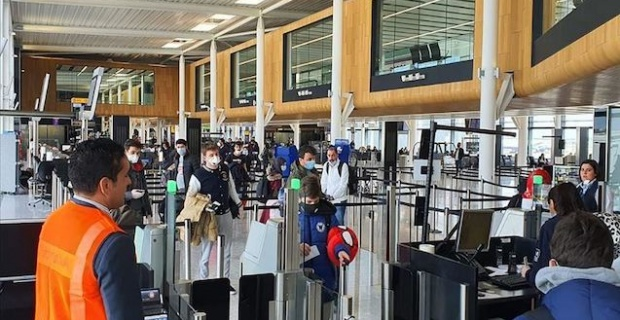 Turkey brings back 349 more citizens from UK amid pandemic